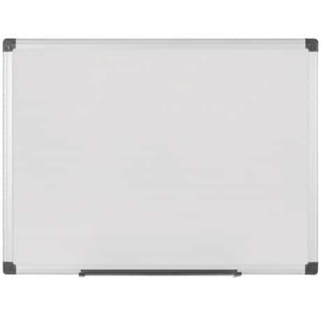 Niceday Basic non magnetic Whiteboard melamine 120 x 90 cm
