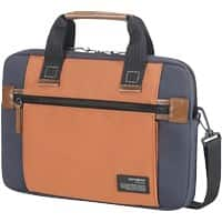 Samsonite Shoulder Bag 22N11002 24.5 x 34.5 x 10 cm Blue, Orange