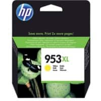 HP 953XL Original Ink Cartridge F6U18AE Yellow