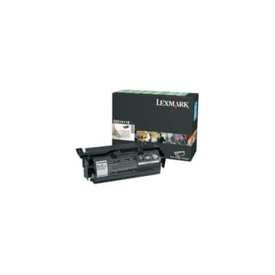 Lexmark X651A11E Original Toner Cartridge Black