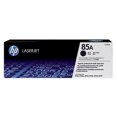 HP 85A Original Toner Cartridge CE285A Black