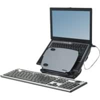 Fellowes Laptop Workstation Professional Series Black & Silver