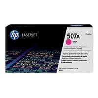 HP 507A Original Toner Cartridge CE403A Magenta