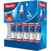 Tipp-Ex Correction Fluid Rapid White 20 ml Pack of 20