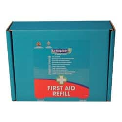 BS-8599-1 Compliant Workplace Small First Aid Kit Refill