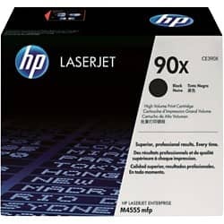 HP 90X Original Toner Cartridge CE390X Black