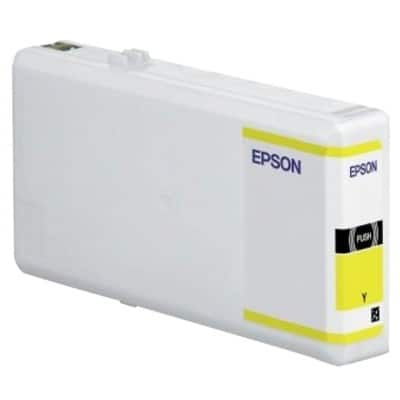 Epson T7014 Original Yellow Ink Cartridge C13T70144010