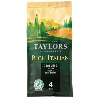 Taylors of Harrogate Coffee Rich Italian 227 g