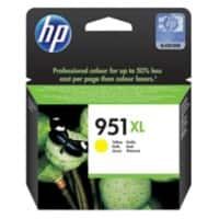 HP 951XL Ink Cartridge Original CN048AE Yellow