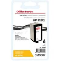 Office Depot Compatible HP 920XL Ink Cartridge CD975A Black