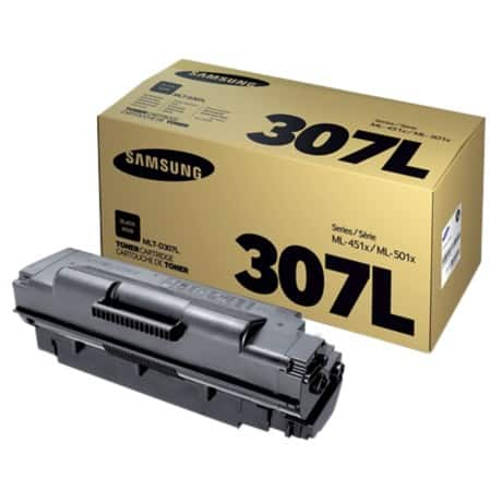 Samsung MLT-D307L Original Toner Cartridge Black