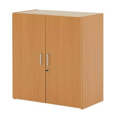 Regular Door Cupboard Classic Beech 746 x 390 x 830 mm