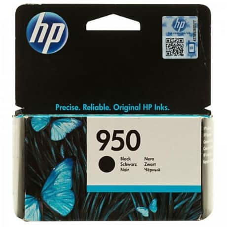 HP 950 Original Ink Cartridge CN049AE Black
