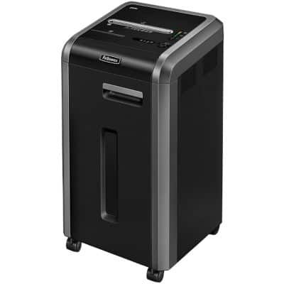 Fellowes Shredder 225I Strip Cut 60 L