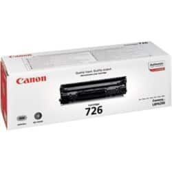 Canon 726 Original Toner Cartridge Black