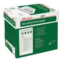Office Depot Eco-Performance Copy Paper A4 75gsm White Quickbox of 2500 Sheets