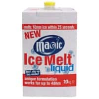 Magic Ice Melt Winter Supplies White