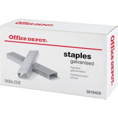 Office Depot Staples 23/8 1000 Staples