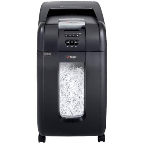 Rexel Shredder Auto+ 300X cross cut 40 l