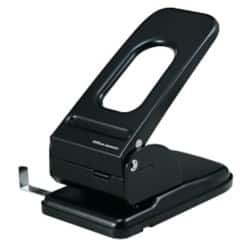 Office Depot Heavy Duty Metal Two Hole Punch - Up to 65 Sheet Capacity
