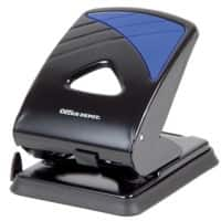 Office Depot Hole Punch 98W0 Black, Blue 40 Sheets