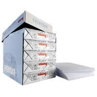 Viking Everyday Copy Paper A4 80gsm 147CIE White Pack of 5 Reams of 500 Sheets