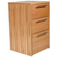 Alphason Pedestal Oak 450 x 440 x 740 mm