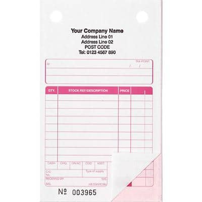 Ease-Apart Register Forms 2-Part 50 Sheets Pack of 500