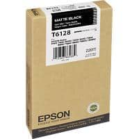 Epson T6128 Original Ink Cartridge C13T612800 Matte Black