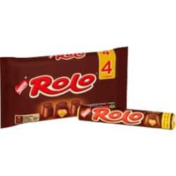 Nestlé Chocolate Rolo 4 pieces