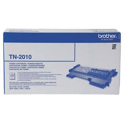 Brother TN-2010 Original Toner Cartridge Black
