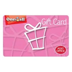 One4all Gift Card £100 Pink