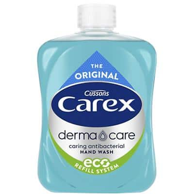 Carex Liquid Antibacterial Hand Soap Original 500ml