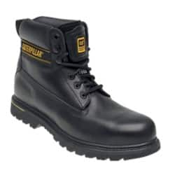 Caterpillar Boots leather size Black