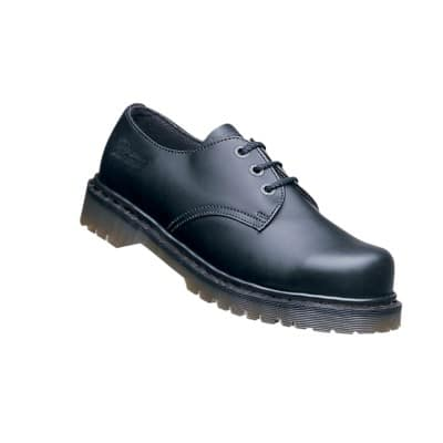 c564e8b58b9 Dr. Martens Safety Shoes Leather Size 9 Black