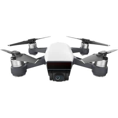 dji Drone Spark Fly More Combo Alpine White