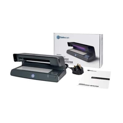Safescan 70 Counterfeit Detector with UV Light