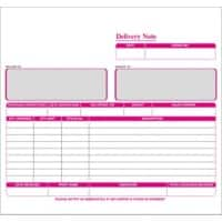 Ease-Apart Delivery Notes 3-Part 50 Sheets Pack of 50