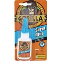 Gorilla Super Glue Transparent 15 g