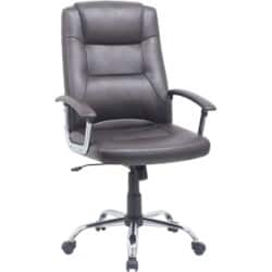 Niceday berlin leather-faced Executive Chair Brown