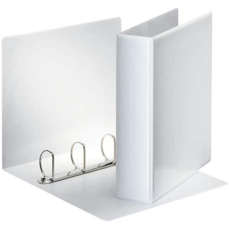 Esselte Ring Binder A4 4 ring 77 mm White