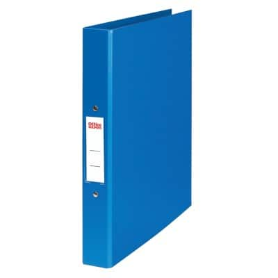 Office Depot Ring Binder A4 2 ring 45 mm Blue
