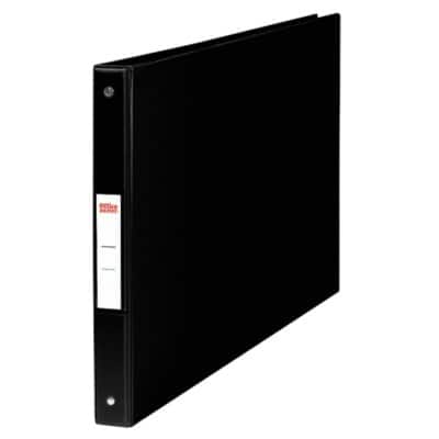 Office Depot Ring Binder PVC A3 Black