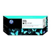 HP 772 Original Ink Cartridge CN635A Matte Black