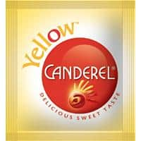 Canderel Yellow Sweetener Sachets Pack of 1000