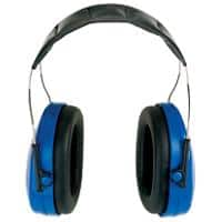 JSP Ear Defenders Foam, Plastic Blue