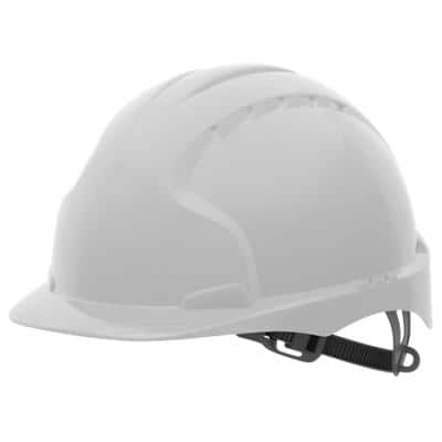 JSP Safety Helmet EVO 2 ABS White