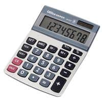 Office Depot Desktop Calculator AT-812T 8 Digit Display Silver