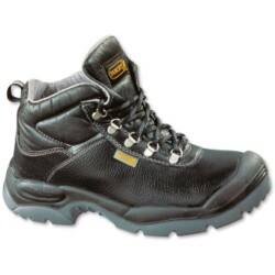 Unisex Sault safety boot Size: 11 Black
