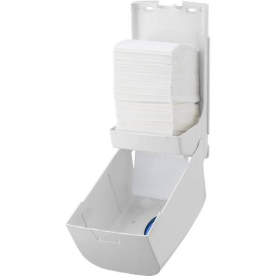 Toilet Tissue Dispenser 5526 ABS Plastic White Lockable
